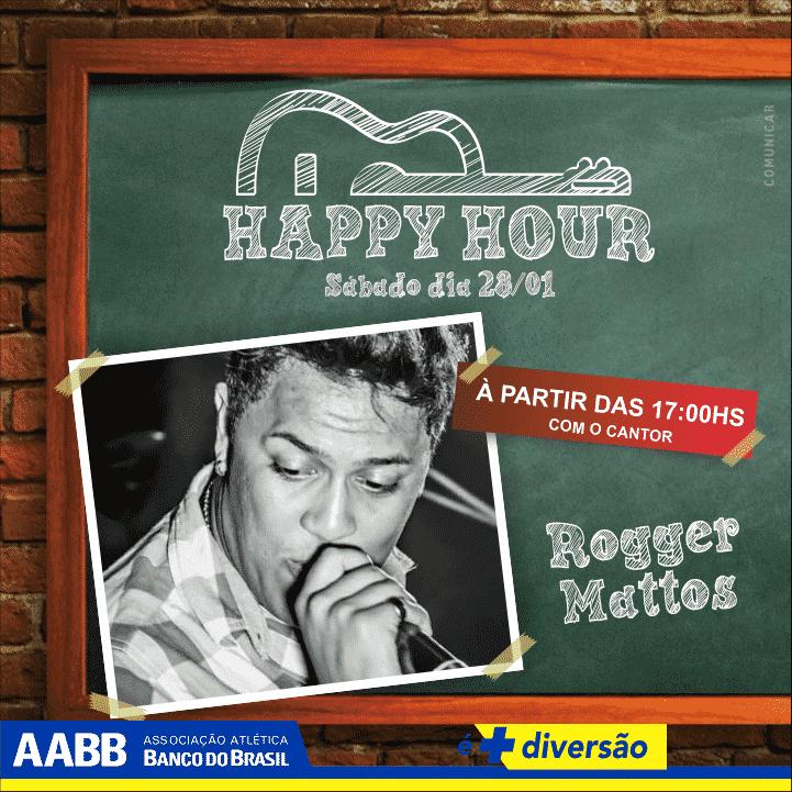 happy hour rogger mattos